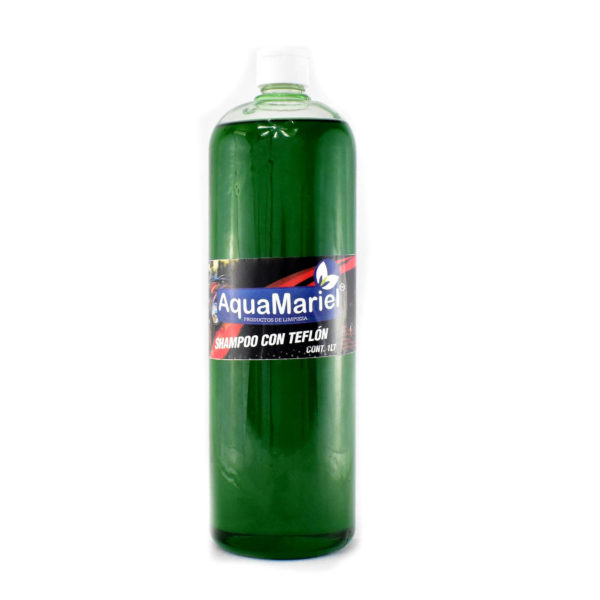 Shampoo de Auto con Teflón 1L AquaMariel